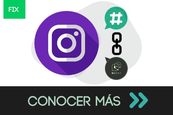 Hashtag de Instagram