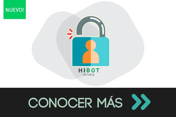 Hibot privacy